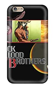Best Protection Case For Iphone 6 / Case Cover For Iphone(black Blood Brothers)