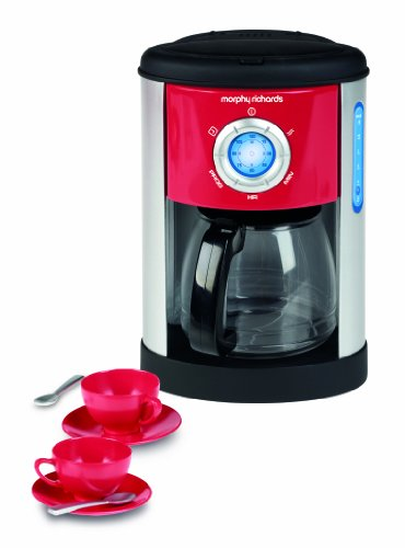 Casdon Little Cook Morphy Richards Coffee Machine