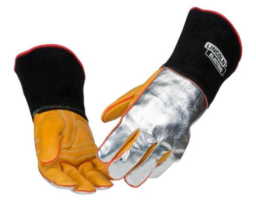 Lincoln Electric Heat Resistant Welding Gloves product image