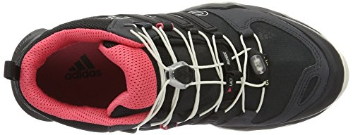 adidas R Rubsup Griosc Negbas GTX W Swift da Scarpe Mid Escursionismo Nero Donna Terrex Trwn6qT