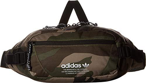 a1dc4d8d adidas Originals Utility Crossbody Bag, Olive Cargo Aw Camo, One Size