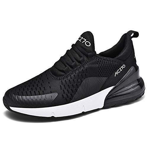 Unisex Men's Women's Air Running Shoes Trainers Mesh Breathable Sneakers for Multi Sport Athletic Jogging Fitness…