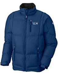 Mens Mountain Hardwear Full Zip Down Filled LoDown Jacket