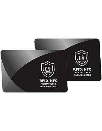 Protectores de Tarjetas de crédito, RFID y NFC Bloqueo - SmartProduct Card Shield - Tarjeta
