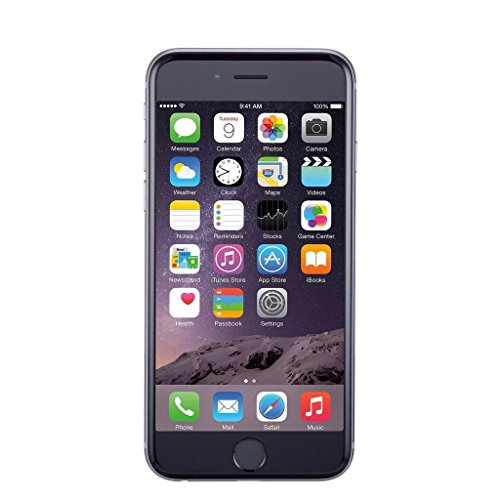 Apple iPhone 6 16 GB Unlocked, Space Gray (Certified Refurbished) (Gb I Phone 6 T Mobile 16)