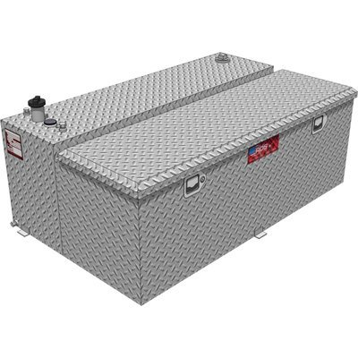 RDS Fuel Tank Toolbox Combo - 48-Gallon Capacity, Model# 72774 ()