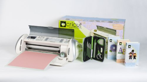 Amazon Cricut Expression Personal Electronic Cutter 290817 With