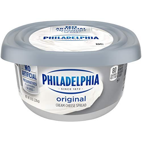 Philadelphia Plain Cream Cheese Spread, 8 oz