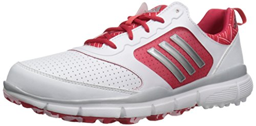 adidas Women's W Adistar Sport Spikeless Golf Shoe