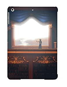 Awesome WSehdPZ3866TqLeK Eatcooment Defender Tpu Hard Case Cover For Ipad Air- Bioshock Infinite