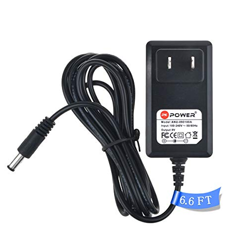 PK Power 9V AC DC Rapid Charger Compatible with PSA120 PSA-120 PSA-120S PSA120S Also fits Boss ME-50 RC-3 ME-25 RC-30 DS-1 TU-3 DD-20 ME-70 GT-10 VE-20 RV-5 ME-80 Center Negative - Power 120s Psa Supply