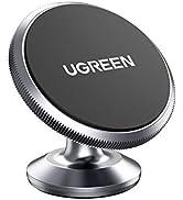 UGREEN Auto Telefoonhouder Voor Mobiele Telefoon Magnetische Aluminium 360° Rotatie Car Holder Co...