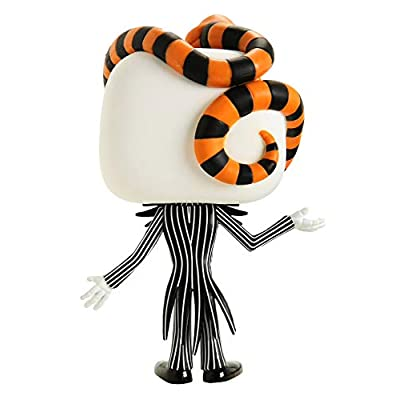 Funko Pop The Nightmare Before Christmas Jack Snake Head: Toys & Games