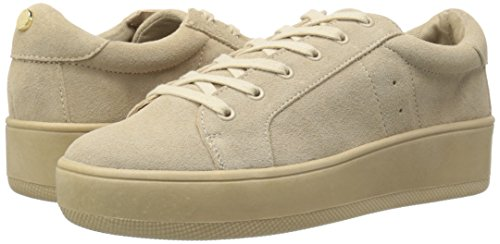 Suede Women's m Fashion Bertie Sand Sneaker Steve Madden PqU5w10