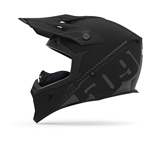 509 Tactical Helmet (Black Ops - X-Large)
