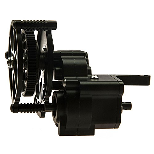 Alloy Transmission Case Center Gearbox Set For 1/10 Axial Racing Wraith RC Car