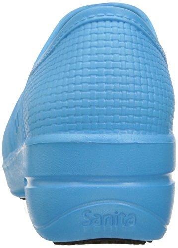 Sanita Dames Aerodynamische Mule Turquoise