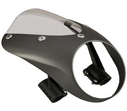 14-18 YAMAHA Bolt: Genuine Yamaha Accessories Mini Fairing (Matte ()