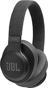 JBL JBLLIVE500BTBLK, Around-Ear Bt Headphone, Black