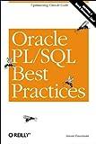 Oracle PL/SQL Best Practices : Optimizing Oracle Code, Feuerstein, Steven, 0596001215