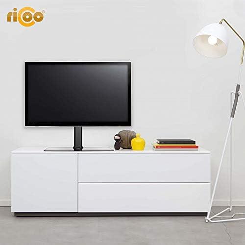 RICOO FS314-W, Soporte TV, Base de pie, Inclinable, Televisión 30-55