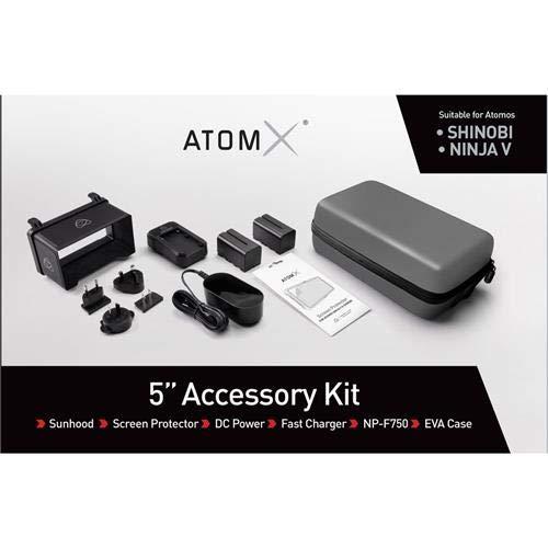 Atomos 5'' Accessory Kit for Shinobi, Shinobi SDI and Ninja V Monitors