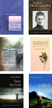 Amazoncom Jacques Philippe Set Of 6 Books Paperback Prints