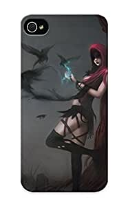 Fashionable Style Case Cover Skin For Iphone 5/5s- Dragon Age Video Games Fantasy