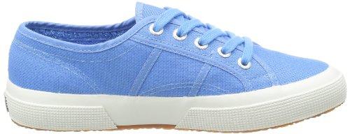 Superga 2750 Cotu Classic, Baskets mixte adulte Bleu - Blau (Azure Blue 00T)