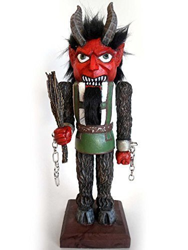 Krampus Nutcracker, Limited Edition - READY TO SHIP FOR XMAS by MorteLove
