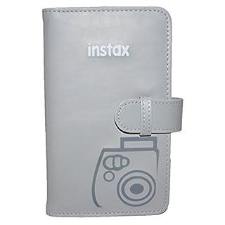 Fujifilm Instax Wallet Album - Smokey White