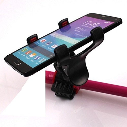 Mangood® Motorcycle Bike Bicycle MTB Fixate Mount Holder For Samsung Galaxy Note 4 3 2 S6 S5 S4 S3