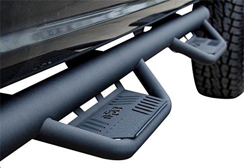 N-Fab HPT0777QC-TX Textured Black Podium LG : Cab Length Black-HPT0777QC-TX, 2 Pack ()