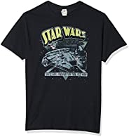 STAR WARS Mens Falcon T-Shirt
