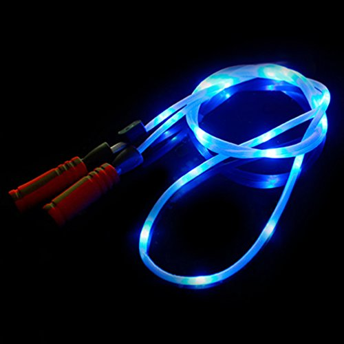 Top 10 Best LED Light-Up Jump Ropes Reviews 2019-2020 - cover