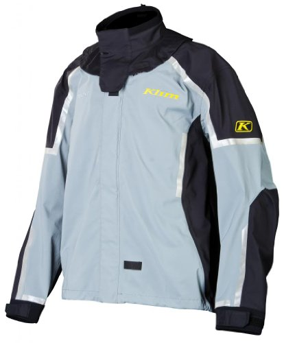Klim 5057-000-130-600 GORE-TEX Over-Shell Jacket MD Gray