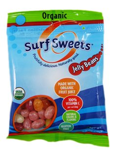 Surf Sweets: Organic Jelly Beans