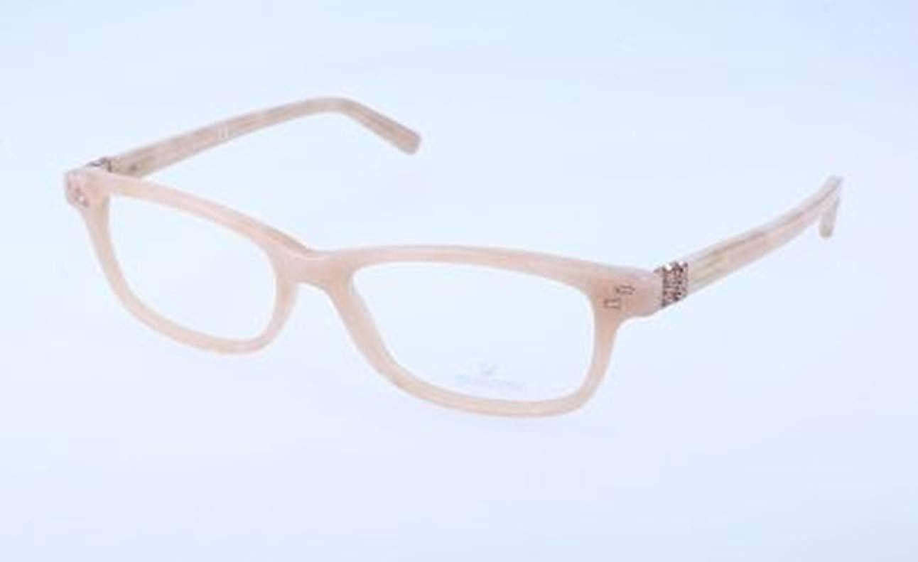 Braun Marrone 53 Unisex-Adulto Swarovski Frame Sk5004 072-53-16-140 Montature
