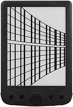 Nrpfell BK-6025 Lector de Libros ElectróNicos 8G de 6 Pulgadas E-Ink ResolucióN de 800X600 Lector de EBook Memoria Ebook: Amazon.es: Electrónica