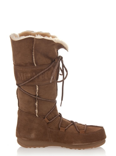 Boot Moon e Vagabond High Nocciola W BqdvPg
