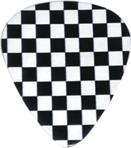 Ska Checks Logo Guitar Pick