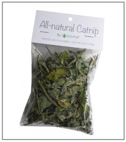 Catnip Leaves & Buds