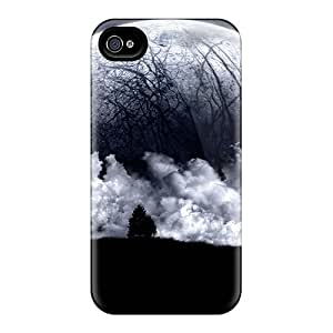 New Fashionable BeverlyVargo WcA18187PLEY Covers Cases Specially Made For Iphone 6(la Luna)