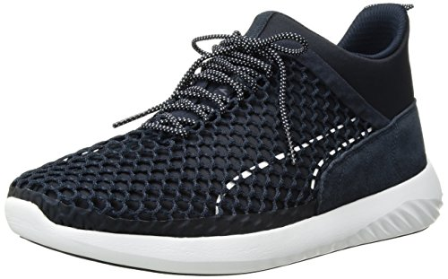 PUMA Men's BMW MS Speed Cat Netfit Sneaker, Team Blue White, 12 M US