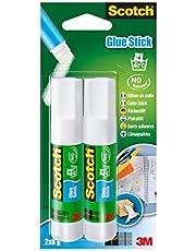 Scotch 6216C - Pack de 2 barras adhesivas, 8 g
