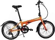Euro-mini Zizzo Folding-Bicycles Via