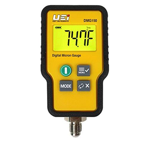 Uei Dmg150 Digital Micron Gauge With Leak Detection Technology