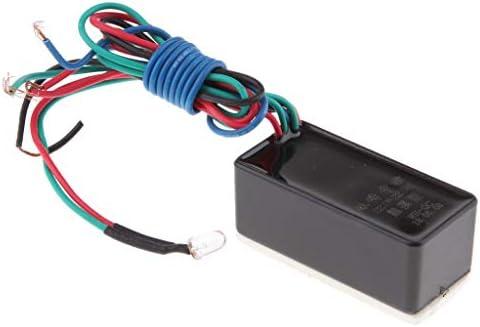 Homyl 反盗難ロックのオートバイはライトが付いているロックの点火スイッチ制御を隠しました