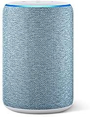 Echo (3ra generación) - Bocina inteligente con Alexa - Azul