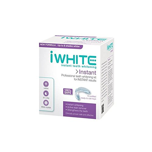 iWhite Instant Professional Teeth Whitening Kit (10 Trays) (Pack of 2) -